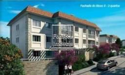 Apartamento à venda com 3 dormitórios em Centro, Petrópolis cod:1986