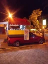 Food truck montada a um ano