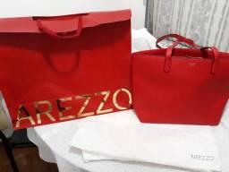 Bolsa original arezzo, nunca foi usada
