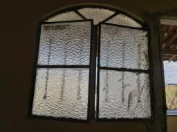 Tenho 4 janelas