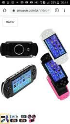 Vendo PSP Nintendo muito bom