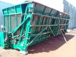 Transbordo canavieiro antoniosi 2 caixas 12 toneladas