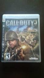 Jogo PlayStation 3 call ir duty