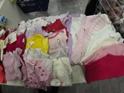 Roupa de bebê a partir de 3,00 envio para todo Brasil