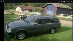 Vendo carro tóp 4,900,00 em dias - 1986