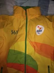 Casaco Jogos Paralímpicos 2016