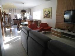 Casa com 3 dormitórios à venda, 172 m² por R$ 630.000,00 - Condomínio Porto Bello - Presid
