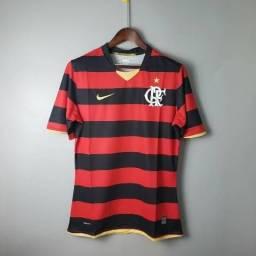 Camisa Flamengo Retrô 2008