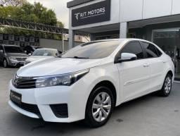 Toyota Corolla GLI Automático 2017 c/ GNV