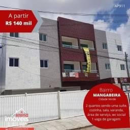 Título do anúncio: Apartamento em Mangabeira