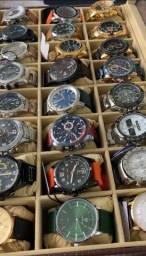 Quer um relógio top ? Nós temos. Só chamar e enviamos todos os modelos.
