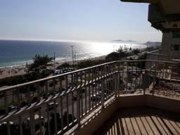 Flat 2 quartos frente para praia da barra - Cond. Barra Palace(Próximo a praia do Pêpê)