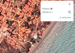 Oportunidade (baixou!)- Terreno - Praia de Vila Nova - CE