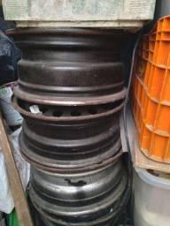 rodas de ferro 14