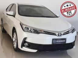 Toyota Corolla 2.0 XEI Automático - 2018 - Blindado