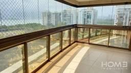 Apartamento com 4 dormitórios à venda, 136 m² por R$ 1.507.650 - Península - Rio de Janeir