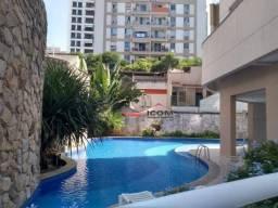 Apartamento com 3 dormitórios para alugar, 100 m² por R$ 4.700,00/mês - Botafogo - Rio de