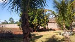 Chácara com 1 dormitório à venda, 2000 m² por R$ 270.000 - Cuca Fresca - Iguaraçu/PR