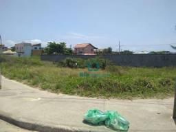 Terreno à venda, 603 m² por R$ 230.000,00 - Praia Mar - Rio das Ostras/RJ