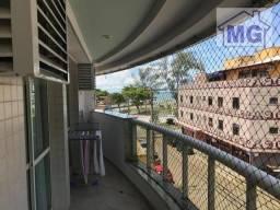 Apartamento com 3 dormitórios à venda, 116 m² por R$ 600.000 - Imbetiba - Macaé/RJ