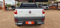Fiat Strada Working Cd 2015 Flex
