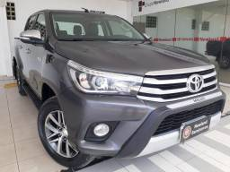 Toyota Hilux Cabine Dupla SRX A/T 4x4 Diesel