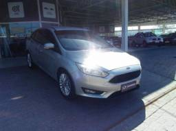 FORD FOCUS FASTBACK SE 2.0 16V P.SHIFT FLEXONE Prata 2017/2018