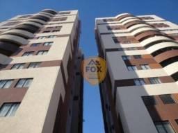 Apartamento com 2 dormitórios para alugar, 54 m² por R$ 1.100,00/mês - Capão Raso - Curiti