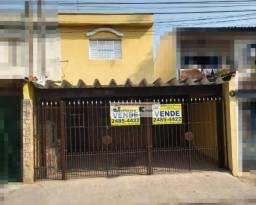 Sobrado, 280 m² - venda por R$ 550.000,00 ou aluguel por R$ 2.000,00/mês - Vila Rosália -