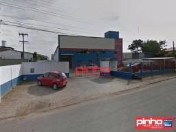 Galpão à venda com área construída de 1471 m² por R$ 757.900 - Rio Caveiras - Biguaçu/SC