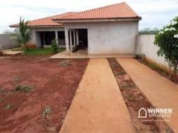 Casa com 2 dormitórios à venda, 120 m² por R$ 220.000,00 - Vivenda da Pesca - Doutor Camar