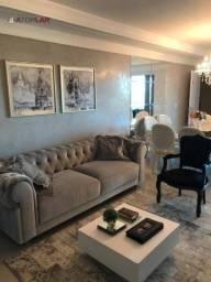 Apartamento Garden com 3 dormitórios à venda, 350 m² por R$ 1.450.000,00 - Fazenda - Itaja