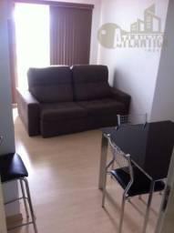 Apartamento com 2 dormitórios para alugar, 50 m² por R$ 1.000,00/mês - Glória - Macaé/RJ