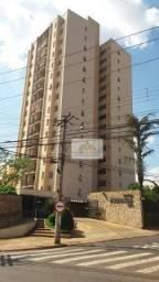 Apartamento com 2 dormitórios para alugar, 82 m² por R$ 900/mês - Iguatemi - Ribeirão Pret