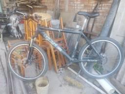 Bicicleta em boas condições