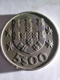 5$00 Portuguesa