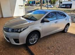 Toyota Corolla 2.0 XEi 16V Flex- 2016- Segundo dono
