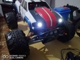 Automodelo HPI Savage Nitro Troco