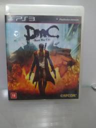 Jogo de de Playstation 03 Devil May Cry