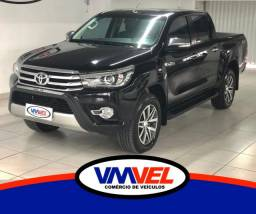 Toyota Hilux SRX Diesel 4x4 2017 automática (48)33465511