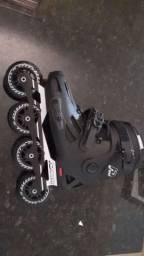 Base com rodas p/ patins HD Evolution