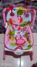 Cadeira de balanço para bebe