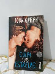 Livro A Culpa É Das Estrelas, de John Green