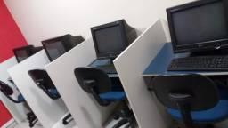 Mesa PA - Telemarketing/callcenter + cadeiras giratórias