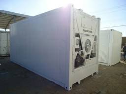 Container Reefer Camera fria