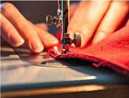 Precisa se de facção de costura