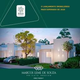 Casa MCMV - Projeto Moderno - R$ 5.000,00 de desconto nas primeiras unidades