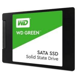 """HD Western Digital SSD Green 120GB 2.5"""""""