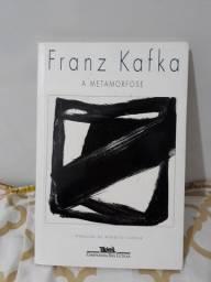 Livro A Metamorfose, de Franz Kafka
