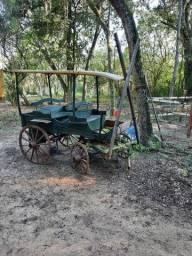 Carroça 4 rodas